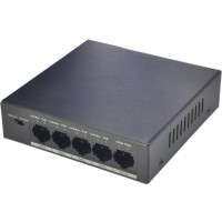 POE коммутатор для IP видеонаблюдения