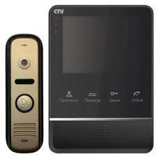 CTV-DP2400MD Комплект цветного видеодомофона