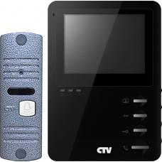 CTV-DP1400M Комплект цветного видеодомофона