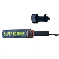 Металлодетектор ручной SuperScanner Ручные металлодетекторы