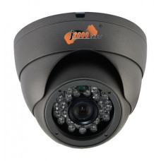 J2000-A13Dmi20 (3,6)B Антивандальные купольные камеры