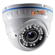 J2000-A13Dmi30 (2,8-12) Антивандальные купольные камеры
