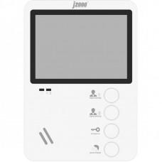 J2000-DF-комплект домофона 4,3