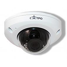 САТРО-VC-NDV40F(2,8) (U) Антивандальные купольные камеры
