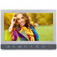 J2000-DF-АЛИСА (белый) AHD 2,0 mp Видеодомофон AHD