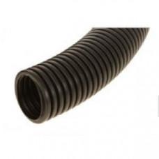 Гофрированная труба ПНД D=32 черная Сатро Трубы гофрированные